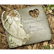Forever with The Angels Sympathy Stepping Stone