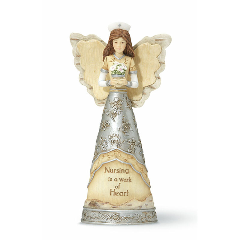 Nurse Angel Keepsake Figurine