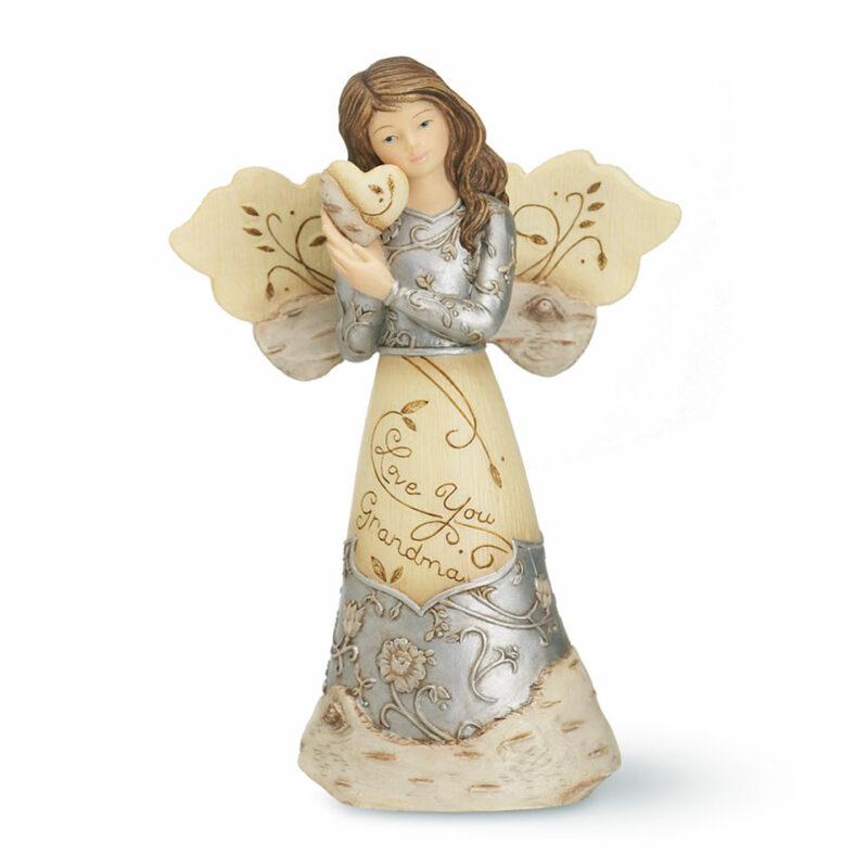 Love You Grandma Keepsake Figurine - Grand Mother's Day
