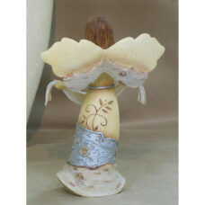 Thanks You're an Angel Keepsake Figurine