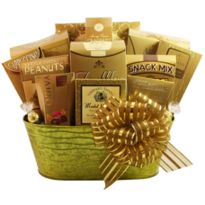7 Star Treatment- holiday gift basket