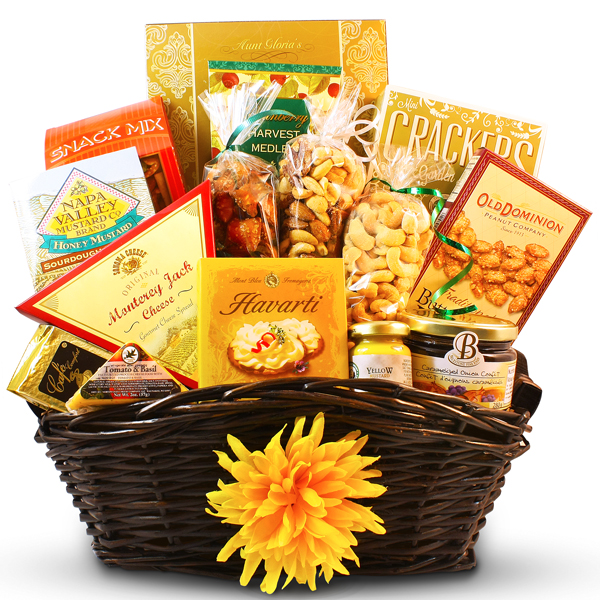 Cheeses, Gourmet Nuts & Snacks - Gourmet Thank you Gifts