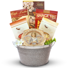 In Memory May You find Comfort - Sympathy gift