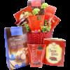Basket of Sweets Chocolate Gift Basket