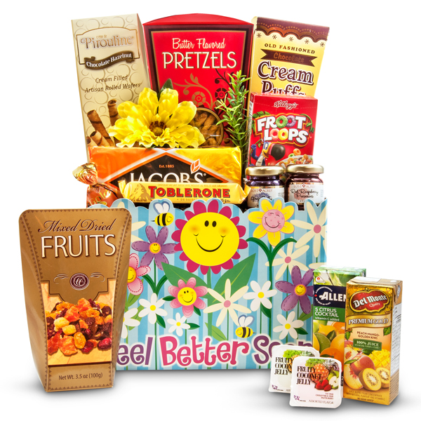 Get Well Children Gift Baskets