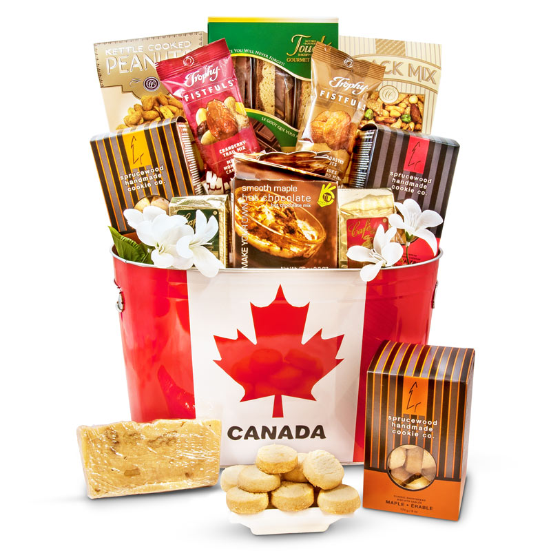 Made in Canada Gourmet Basket ...
