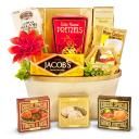 A Cut Above - Gourmet cheese basket Medium