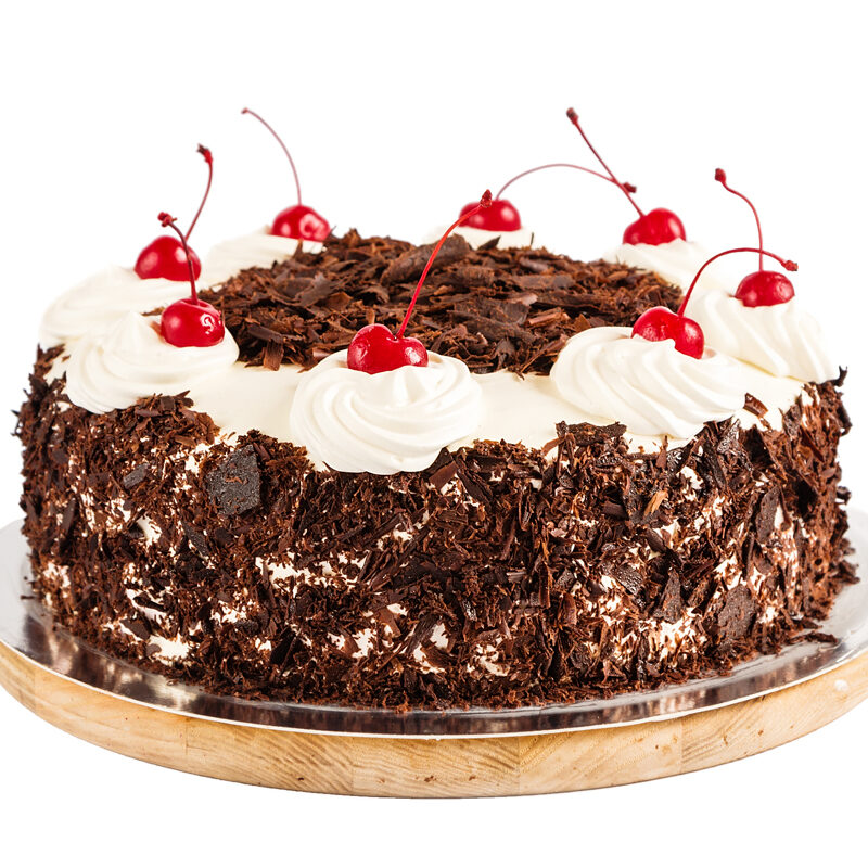 Black Forest Cake - Classic German Cherry Torte
