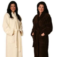 Super Soft Spa Robe