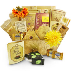 Jewel of the Crown - Celebration Gift Basket