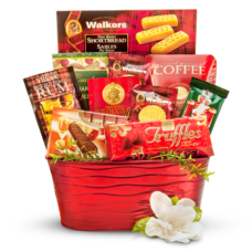 Highland Specialty Gourmet Snack Gift Basket