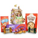 Kids Knapsack Musical Gift with Chocolate