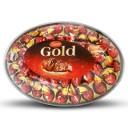 Gold Strawberry Chocolate Gift