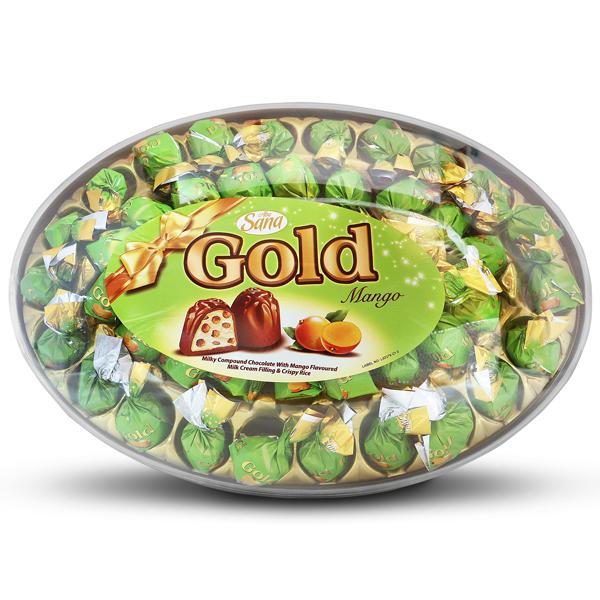 Gold Mango Chocolate Gift