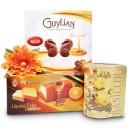 Delicate Delights Chocolates, Liquor Cake and Tea Gift
