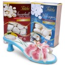 Cookies and Keepsake Lilly Candle Holder