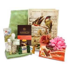 Relax And Enjoy Bath Care Gifts Medium