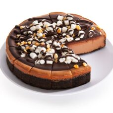 Rocky Road Cheesecake - 9 Inch
