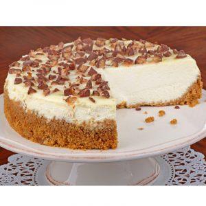 Chocolate Nuts Cheesecake