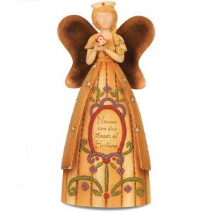 Nurse angel figurine