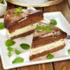 Chocolate Custard Satin Cake - Chocolate Happiness