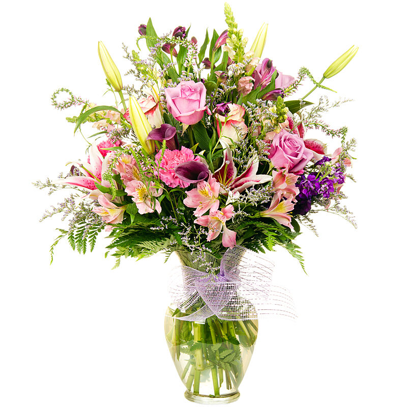 Forest of Flowers Bouquet - Flower delivery Windsor