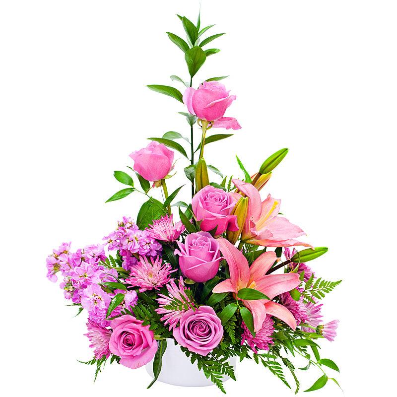 Barrington Estates Arrangement - Flower Delivery Vancouver