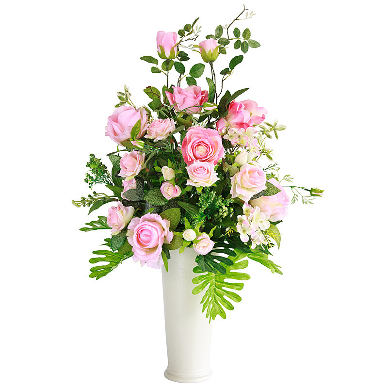 Enchanting Pink Rose Blooms - Fresh Flower Delivery
