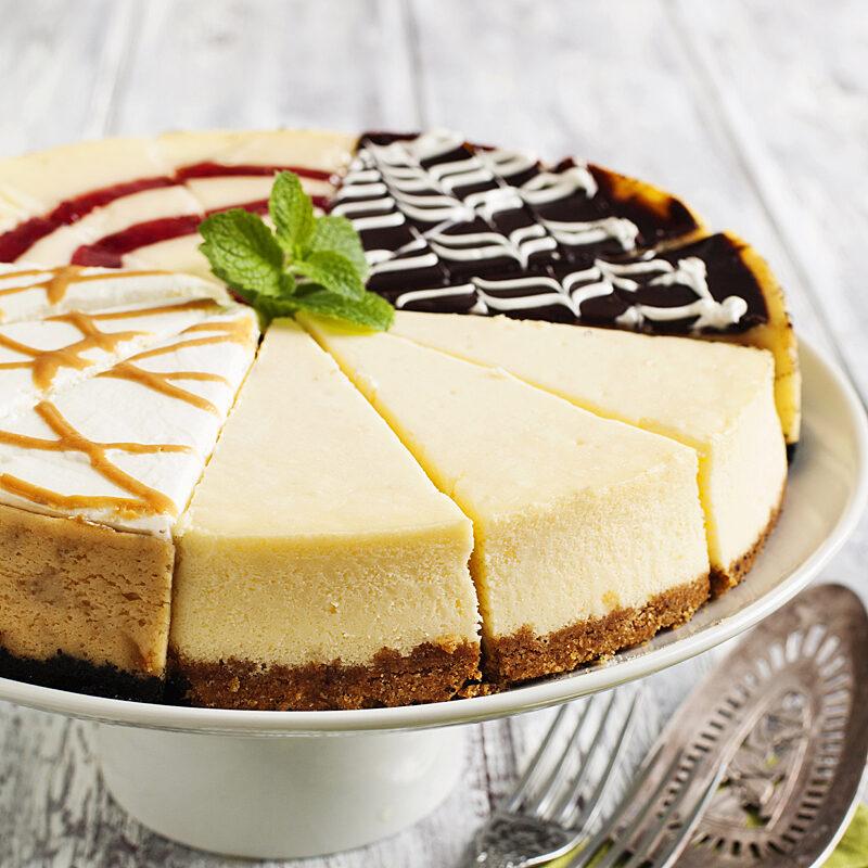 Cheesecake Factory Assortment