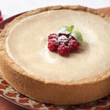 Creamy Cappuccino Cheesecake - 9 Inch