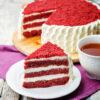 Red Velvet Chocolate Cake