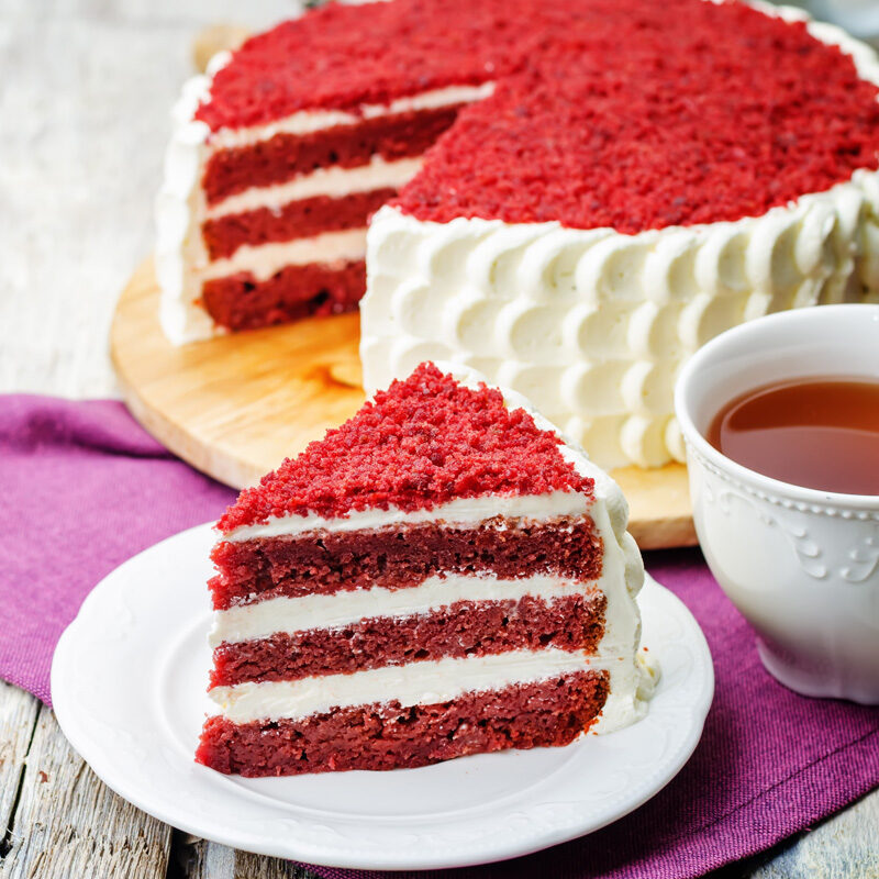 Red Velvet Chocolate Cake