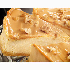 Dulce De Leche Passion Cheesecake - 9 Inch
