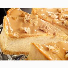 Dulce De Leche Passion Cheesecake - 9 Inch