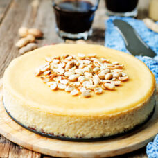 Peanut Butter Cheesecake - 9 Inch