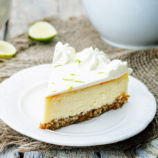 Tangy Key Lime Cheesecake - 9 Inch