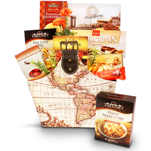 Old World Keepsake Gourmet Delight - Delivery Ontario