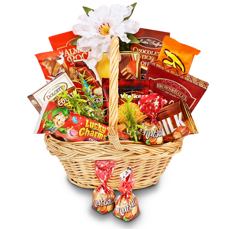 Encore chocolate delightsgourmet gift basket store