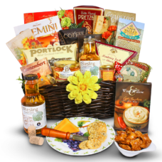 Fall/Thanksgiving Gift Basket