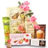 Beautiful Keepsake Gift Box filled with Tasty Treats
