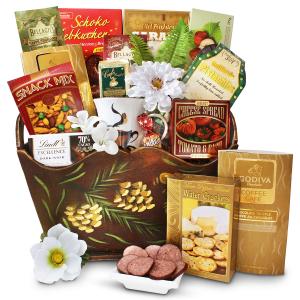 Majestic Indulgence Gourmet Gift Basket