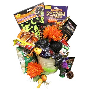 Spider Scare Halloween package