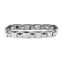 Tungsten Stainless Steel Men's Bracelet