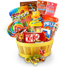 Candy Heaven Children Gift Basket