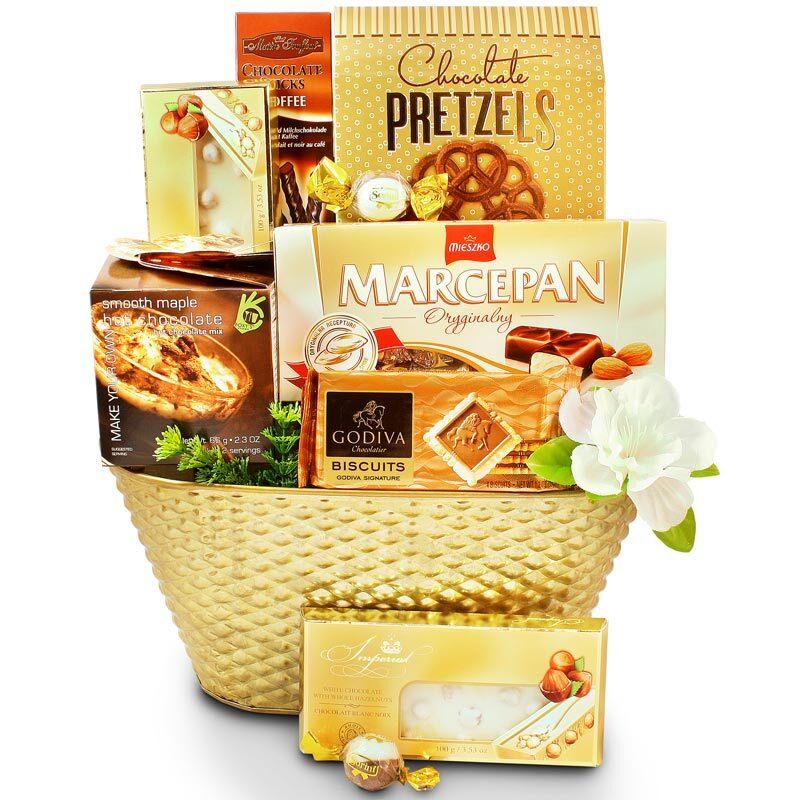 Gourmet Chocolate Indulgence Gift