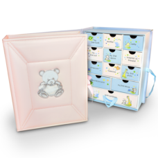 Keepsake Box for Baby's First Milestones