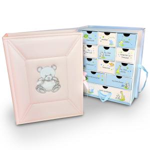 Keepsake Box for Baby's First Milestones
