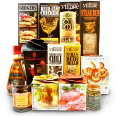 Ultimate BBQ party - Gourmet Gift Package