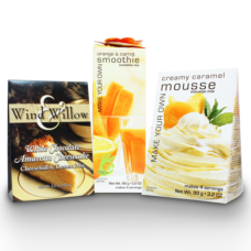 Gourmet Delightful Desserts & Smoothies