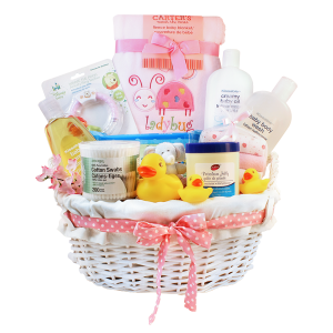 Baby Bath Time Gifts